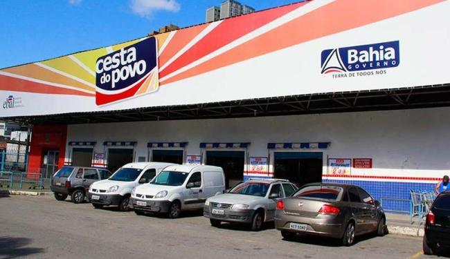 Estrutura controlada pela Ebal é composta por 276 lojas e 2.769 empregados em 229 municípios baianos - Foto: Joá Souza | Ag. A TARDE 25.10.2013