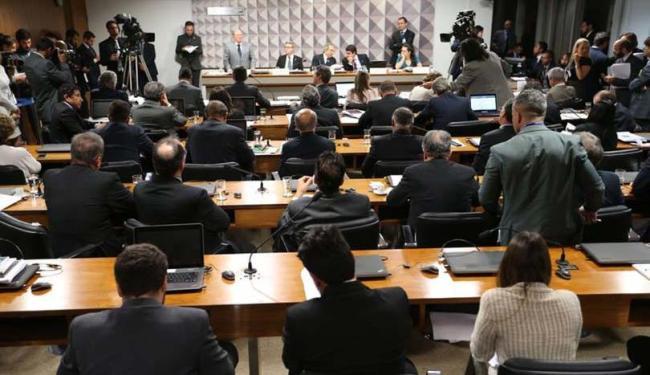 Comissão Especial do Impeachment no Senado - Foto: Agência Brasil