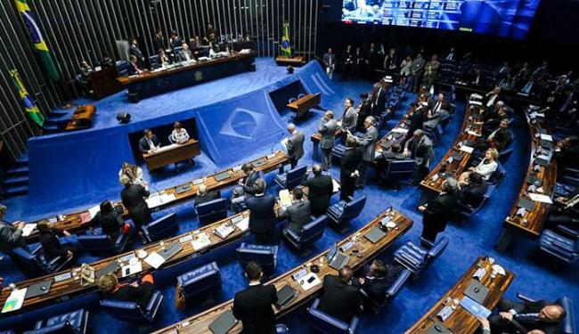 A Comissão Especial foi eleita pelo Plenário na tarde desta segunda-feira - Foto: Marcelo Camargo l Agência Brasil