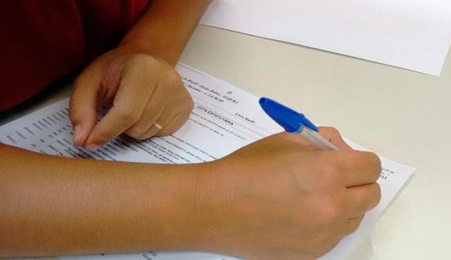 São 286 vagas para os três níveis de ensino - Foto: Iloma Sales | Ag. A TARDE
