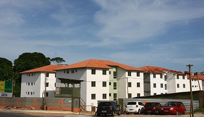 Esquema ilegal envolve construção de imóveis com subsídio do Minha Casa, Minha Vida - Foto: Mila Cordeiro l Ag. A TARDE