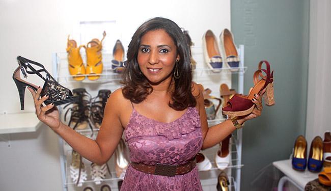 Daniela Alves, empreendedora: