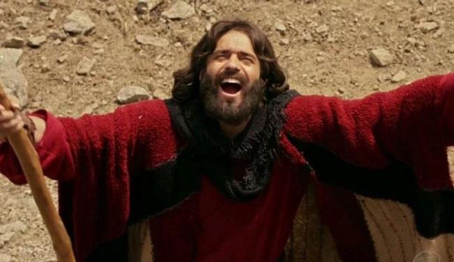 Moisés agora vai conduzir os hebreus à Terra Prometida - Foto: Divulgação