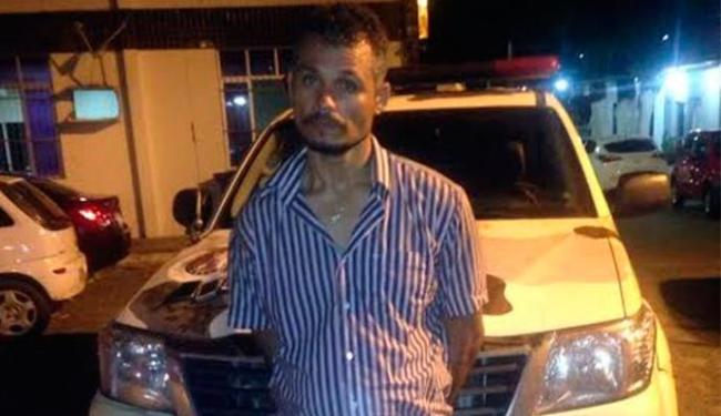 Wilson Almada tem uma extensa ficha criminal e estava foragido da prisão - Foto: Divulgação   PM