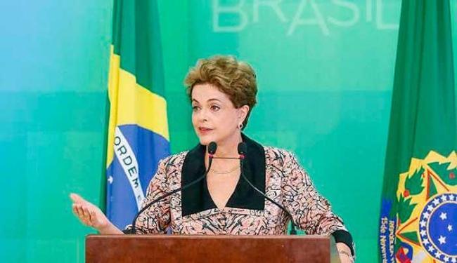A presidente Dilma Rousseff deu entrevista a correspondentes estrangeiros - Foto: Roberto Stuckert Filho/PR