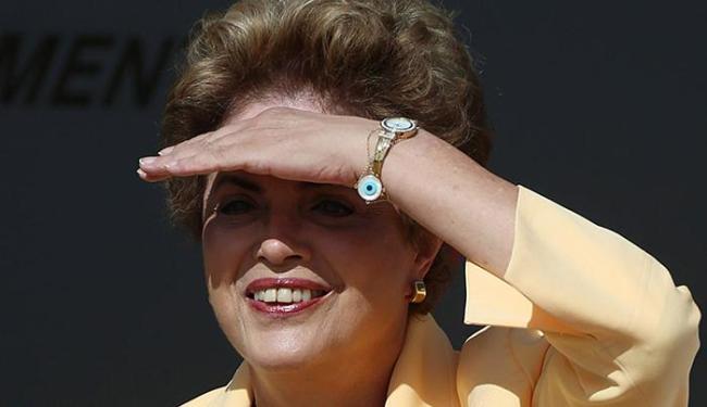Dilma também disse ter certeza que os brasileiros estarão ao seu lado na votação impeachment - Foto: Adriano Machado l Reuters