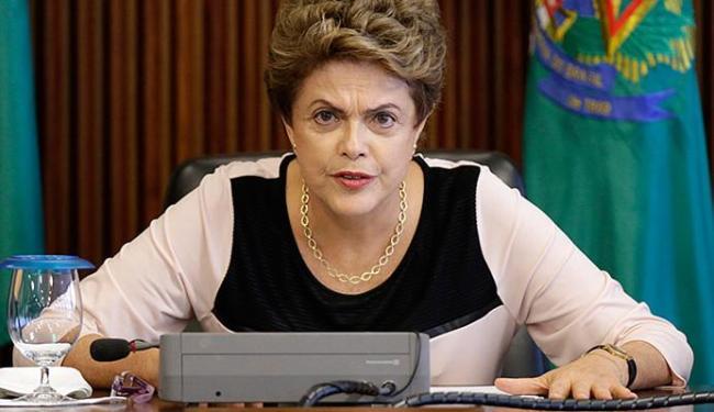 Dilma Rousseff foi questionada pelos jornalistas sobre a declaração do deputado - Foto: Ueslei Marcelino l Reuters l 07.12.2015