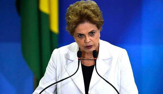 Será a primeira manifestação da presidenta após a sessão de votação do impeachment na Câmara - Foto: José Cruz   Agência Brasil