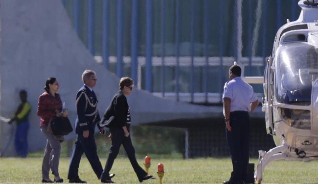 Dilma seguiu para os EUA e discursará nas Nações Unidas - Foto: Ueslei Marcelino | Reuters