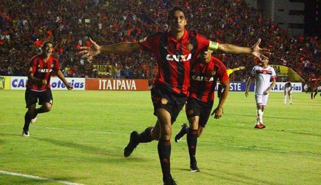 Durval fez o gol no último minuto - Foto: Divulgação | Sport Club Recife