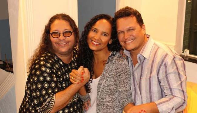 Edson Ercha, Carla Visi e Neto Costa vão cantar Clara, Vinicius e Chico - Foto: Divulgação