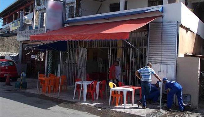 Flagra aconteceu na terça-feira, 26 - Foto: Divulgação | Embasa