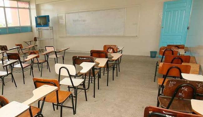 Por conta da paralisação, alunos das redes estaduais e municipais ficaram sem aula - Foto: Joá Souza   Ag. A TARDE