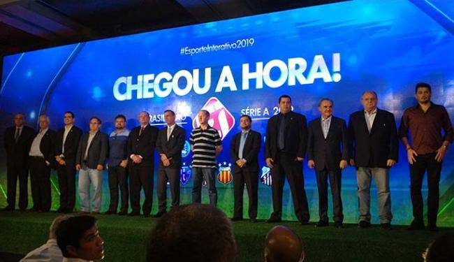 Evento foi realizado no Museu do Futebol, localizado no Pacaembu, em São Paulo - Foto: Vitor Villar   Ag. A TARDE