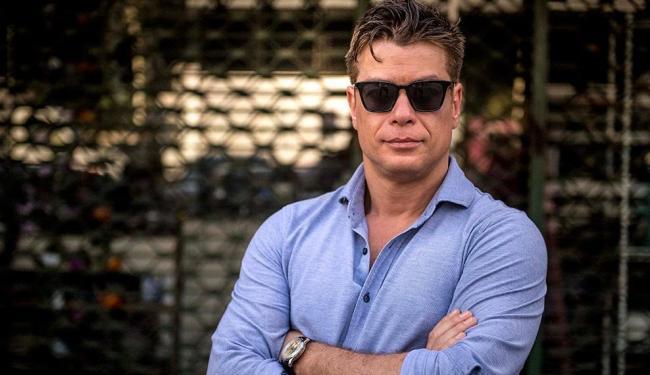 O ator se recusou a fazer o teste do bafômetro - Foto: Renato Rocha Miranda | TV Globo | Divulgação