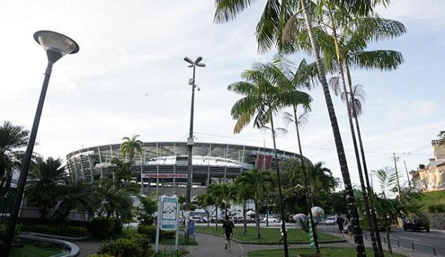 Estado aplicou parte do valor na Arena Fonte Nova - Foto: Mila Cordeiro l Ag. A TARDE
