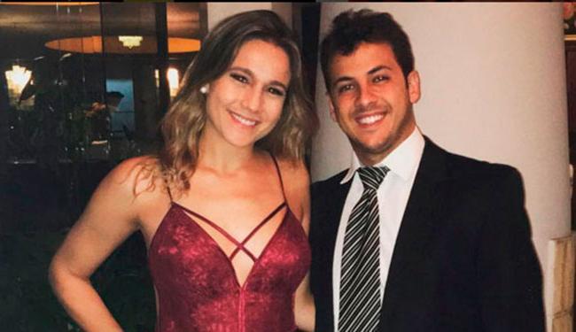 Fernanda Gentil e Matheus Braga estavam juntos desde os 15 anos - Foto: Reprodução