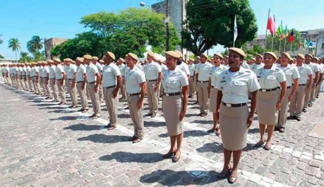 De 1.1160 soldados, 615 são para Salvador e Região Metropolitana. - Foto: Carol Garcia | GOV BA