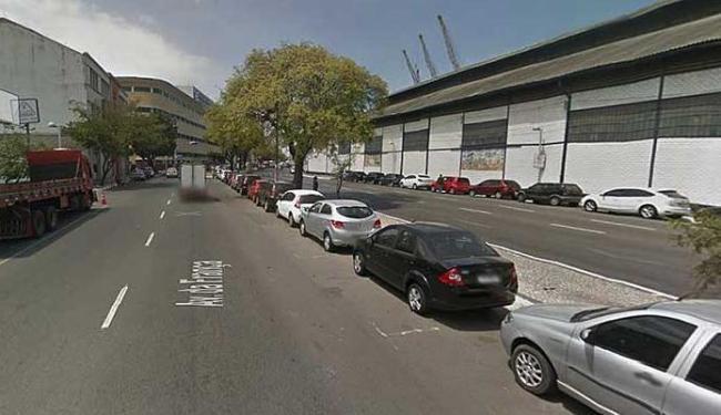 Interdição acontece até às 15h - Foto: Reprodução | Street Google View