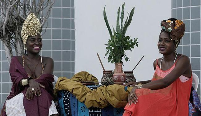 As irmãs Gisele Matamba e Cecília Kadile lideram o Instituto Matamba - Foto: Adilton Venegeroles l Ag. A TARDE
