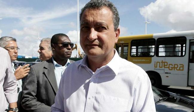 Governador Rui Costa afirma que vai defender os interesses da Bahia - Foto: Edilson Lima | Ag. A TARDE