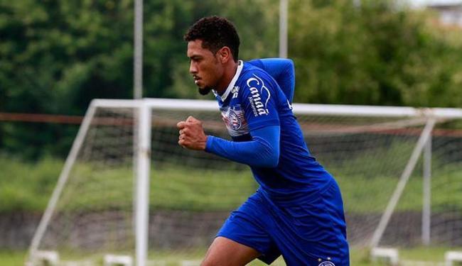 Hernane é a esperança de gols no Bahia - Foto: Raul Spinassé   Ag. A TARDE
