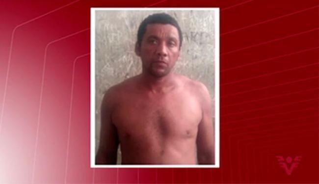 José Vital Belo da Silva, 36 anos, estava foragido há seis anos - Foto: Reprodução | TV Tribuna