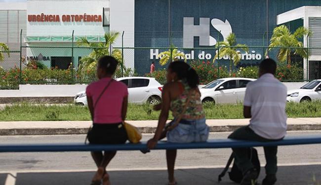 Hospital do Subúrbio é público com gestão privada - Foto: Raul Spinassé l Ag. A TARDE