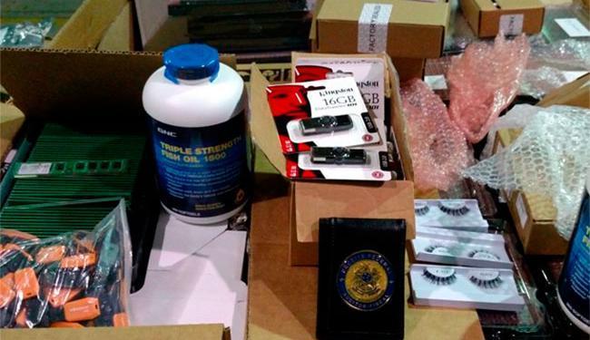 Polícia Federal estima que grupo sonegou R$ 20 milhões com importação irregular - Foto: Divulgação