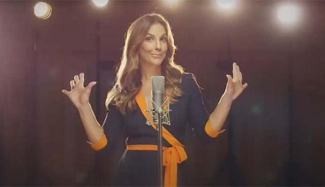 Ivete Sangalo gravou clipe e lançou música contra o mosquito da dengue - Foto: Reprodução