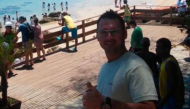Jaime Damião Mariano Pavel flagrou a mulher saindo de motel com amante - Foto: Reprodução