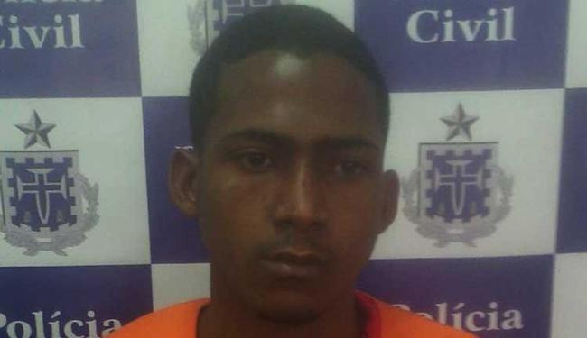 Joas já responde por tráfico de drogas e por uma tentativa de homicídio - Foto: Ascom | Polícia Civil