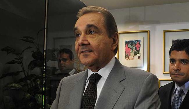 O senador é investigado pelo suposto recebimento de dinheiro da empreiteira OAS - Foto: Antonio Cruz | Agência Brasil