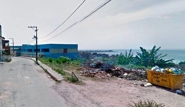 O crime aconteceu na rua Padre Noberto Rodrigues, no Lobato - Foto: Reprodução | Google Stre