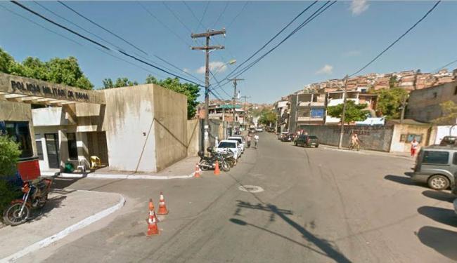Ação aconteceu próximo ao Colégio Ailton Pinto de Andrade - Foto: Reprodução | Google Maps