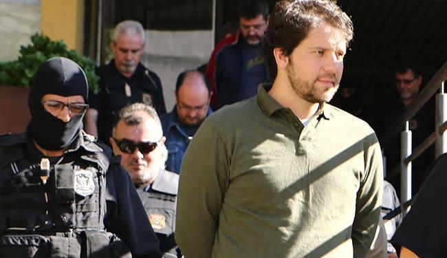 Luiz Argolo foi preso no ano passado na Lava Jato e condenado a 11 anos e 11 meses de cadeia - Foto: Geraldo Bubniak | AGB | Estadão Conteúdo