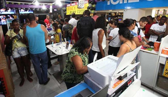 Loja já tinha sido notificada duas vezes pela secretaria - Foto: Edilson Lima | Ag. A TARDE | Arquivo