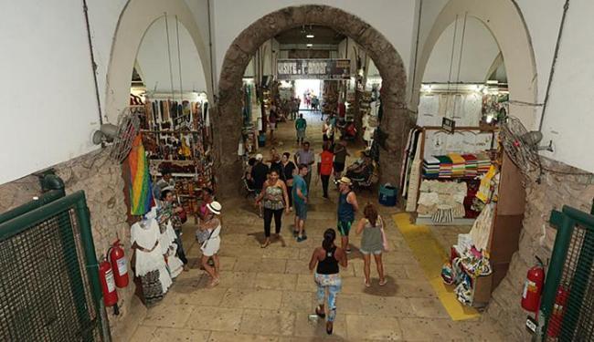 Meta é atrair mais turistas e soteropolitanos para o espaço - Foto: Lucas Melo l Ag. A TARDE