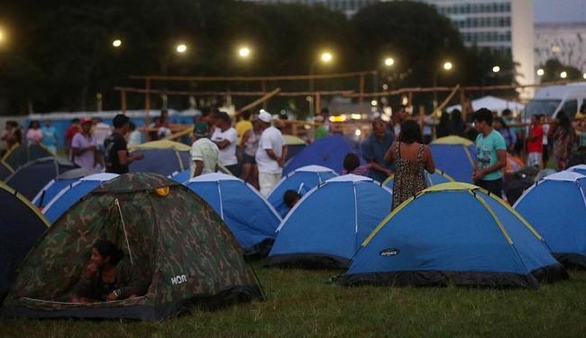Proibição foi determinada pelo governo do Distrito Federal - Foto: Lunaé Parracho   Divulgação