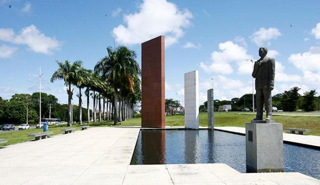 O memorial será instalado ao lado da Assembleia Legislativa da Bahia, no CAB - Foto: Luciano da Matta   Ag. A TARDE