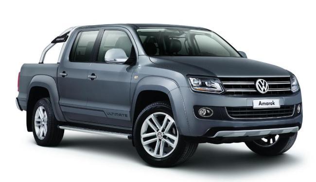 Volkswagen Amarock Highline série Ultimate chega neste mês ao mercado nacional - Foto: Divulgação