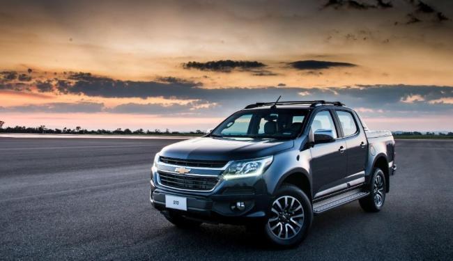 Nova Chevrolet S10 é revelada por completo na Agrishow - Foto: Divulgação