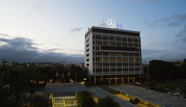 Mercedes volta a produzir automóveis na fábrica de Iracemápolis - Foto: Divulgação