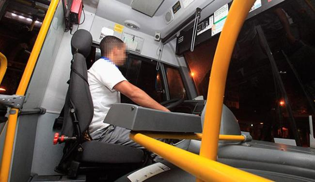 A obrigatoriedade era para as categorias C, D e E (ônibus, caminhões e carretas) - Foto: Joá Souza l Ag. A TARDE l 02.09.2015