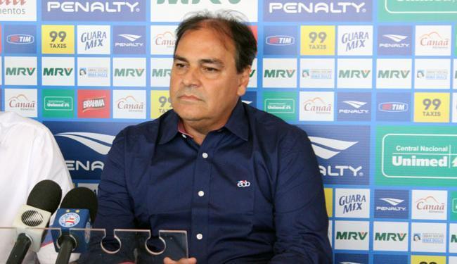 Nei Pandolfo, diretor de futebol do Bahia - Foto: Divulgação Esporte Clube Bahia