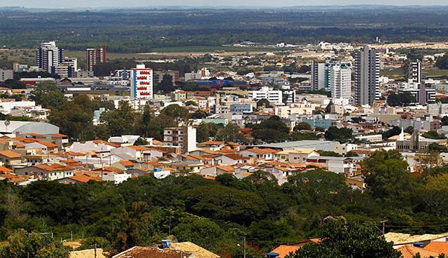 Visão panorâmica da cidade que teve a rede analisada pelo Instituto Trata Brasil - Foto: Eduardo Martins l Ag. A TARDE l 16.3.2014