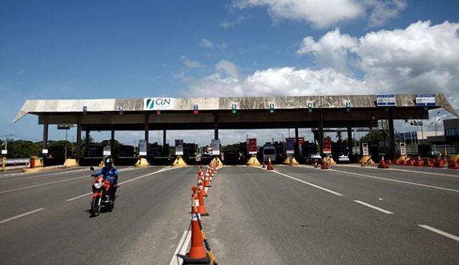 Novas tarifas entraram em vigor nesta segunda-feira - Foto: Raul Spinassé   Ag. A TARDE