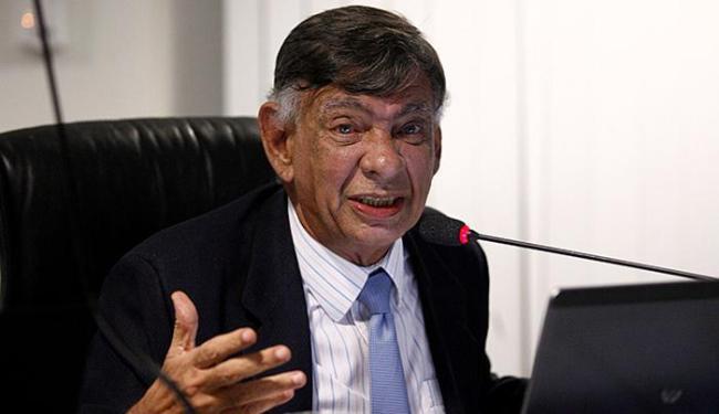 Conselheiro Pedro Lino defendia nulidade do acordo - Foto: Adilton Venegeroles l Ag. A TARDE