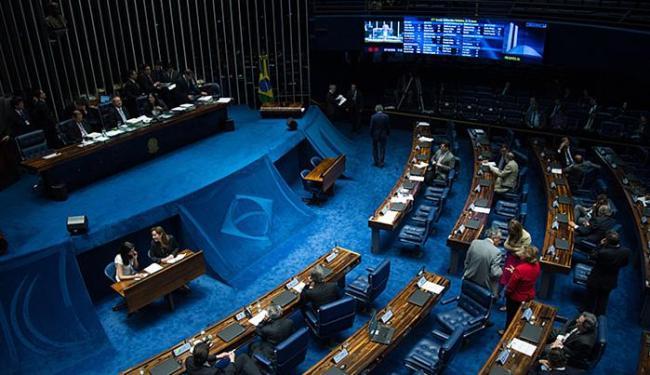 Se aprovada a abertura, Dilma é afastada por 180 dias enquanto corre o processo - Foto: Fabio Rodrigues Pozzebom/Agência Brasil