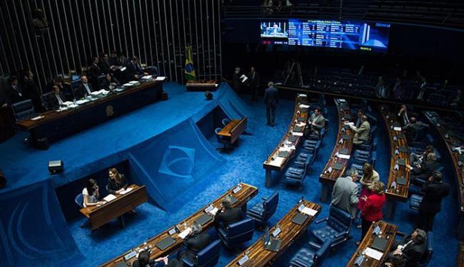 Após a fala dos acusadores, os senadores terão, cada um, cinco minutos para se manifestar - Foto: Fabio Rodrigues Pozzebom/Agência Brasil